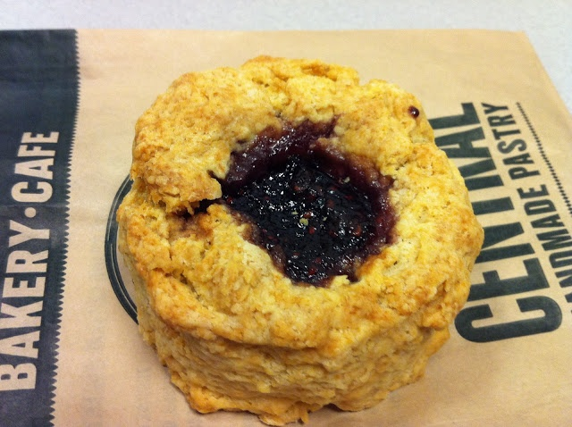 Recipe for Grand Central Bakery biscuit jammers