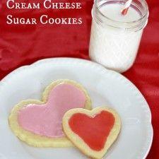 cream-cheese-sugar-cookies | just cookies! | Pinterest
