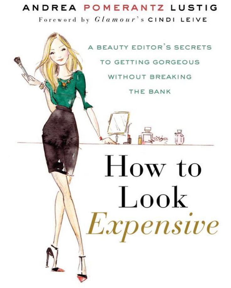 The thinking woman's beauty bible. Tons of tips.