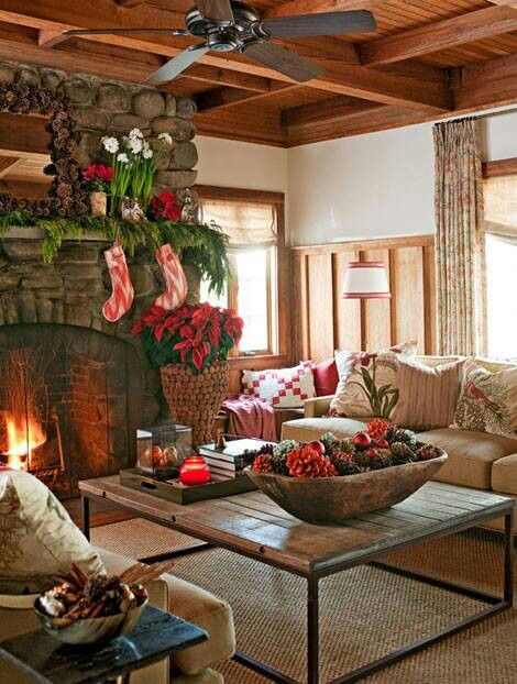 Cabin ~ Christmas