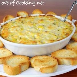 crab and artichoke dip | recipes | Pinterest