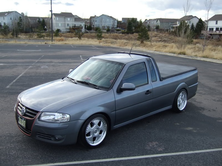 VWVortex.com - FS: 2007 VW CADDY PICK UP