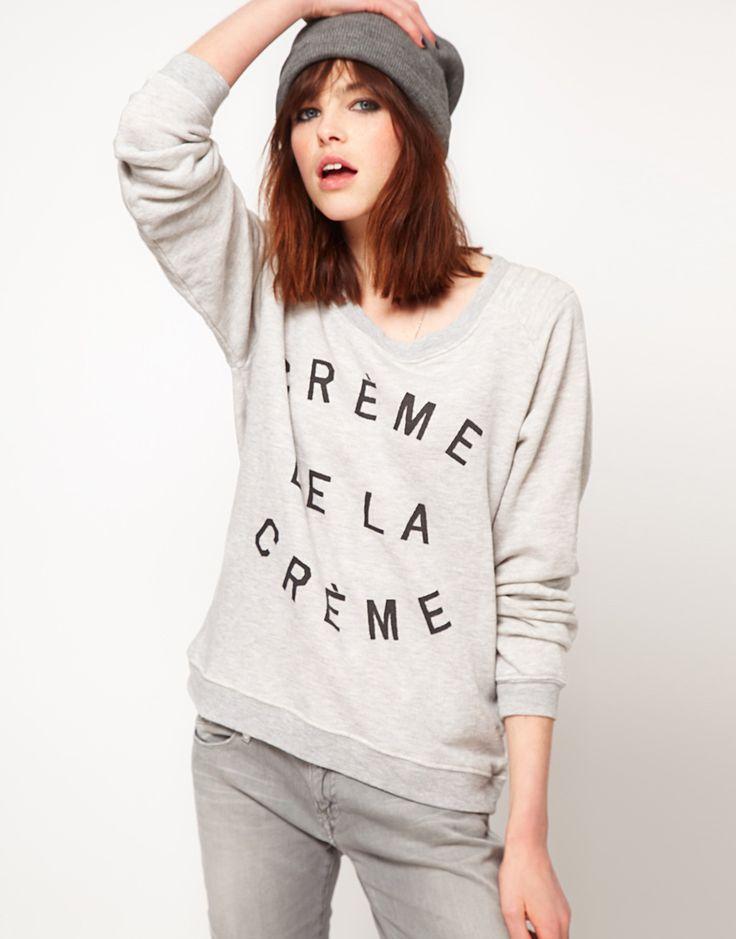 Zoe Karssen Creme Dela Creme Sweater 57