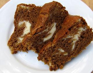 Cheesecake Swirl Pumpkin Bread | Recipes {Breads - Biscuits - Rolls}