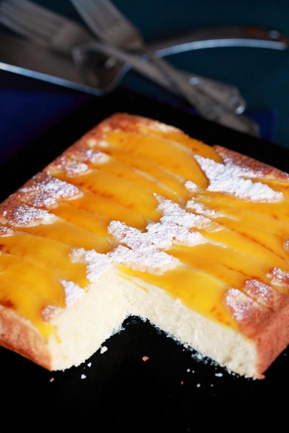 Mango Upside Down Cake | MANGO tango | Pinterest