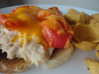 Tnt-cook: Tuna melts....kicked up!! | Favorite Recipes | Pinterest