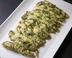 Easy Baked Basil Pesto Chicken | Healthy Lunch & Dinner Recipes | Pin ...