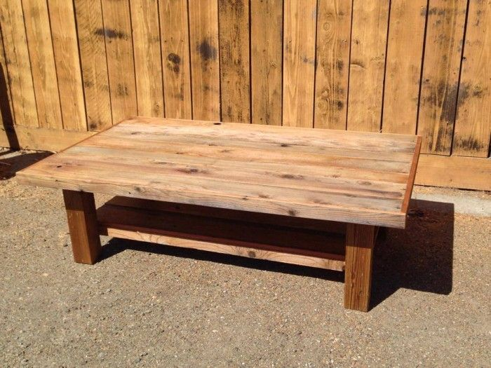 Extra Large Coffee Table Wood Projects Pinterest
