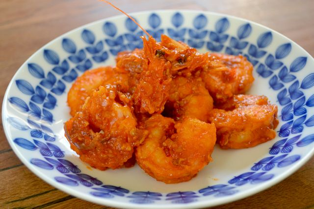 Japanify: Ebi Chili | seafoods | Pinterest