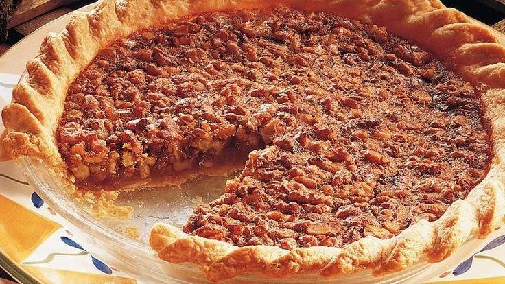 Honey-Walnut Pie | Recipe