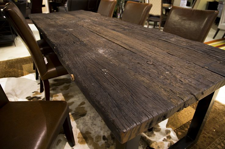 Dining Table Houston Tx Gallery Furniture Reclaimed Wood Dining Table