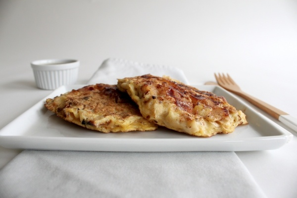 Maple Cinnamon Matzoh Brei Recipe — Dishmaps