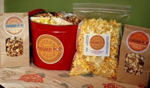 Love Indian spices? Masala Pop Popcorn is amazing!