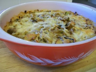 Greek Layered Chicken Casserole | ~~Chrissy's Healthy Food Recipes ...