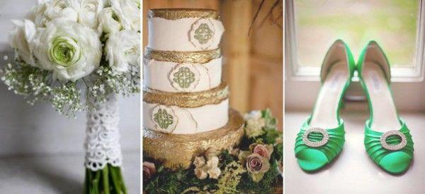St Patricks Day Wedding Ideas Weddings Unique Fun Quirky