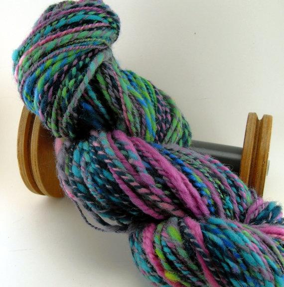 handspun yarn Fiber Pinterest