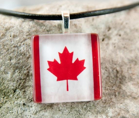 canada flag pins