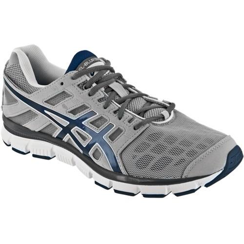 Asics Gel-blur33 Tr: Asics Men's Cross Training Shoes Silver/navy