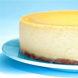Cheesecake Supreme Allrecipes.com | Baking | Pinterest