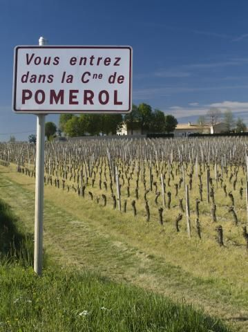 Across the road from St-Emilion: welcome to Pomerol: