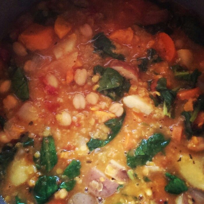 More like this: chickpeas , lentils and carrots .