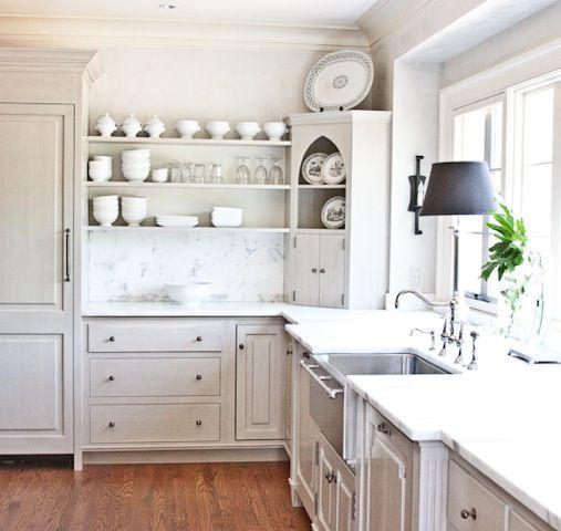 Kitchen Cabinets Upper Corner: Upper Corner Cabinet Next To Window