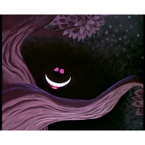 Zoora Hairstyle : Cheshire Cat 3 Free Cartoons Pictures liked on Polyvore To all