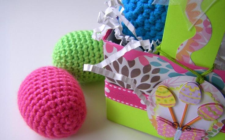 Amigurumi Easter Egg : Amigurumi Easter Eggs Crochet & Knit Pinterest