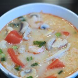The Best Thai Coconut Soup Allrecipes.com