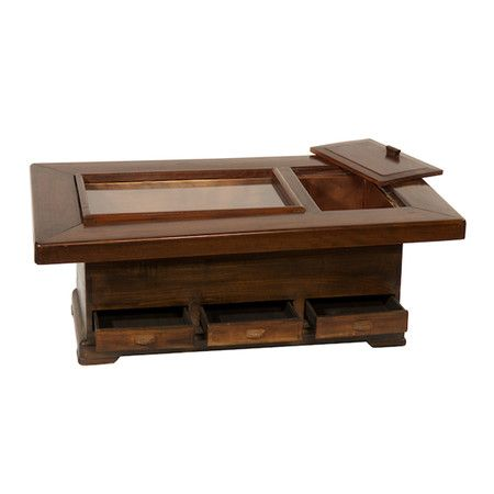 Vintage Hibachi Coffee Table | Lovely Things | Pinterest