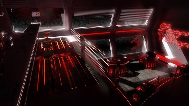 Pin by matt habermehl on cyberpunk interior design pinterest for Cyberpunk interior design