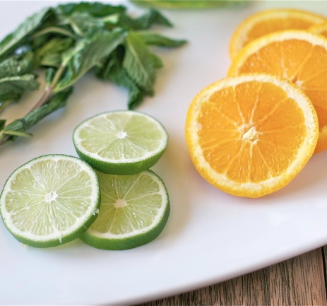 Cranberry-Citrus Mocktail with Mint | [food + drink] | Pinterest