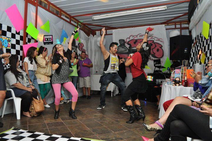 80s theme party decorations ashley a surprise 80 s for 80s decoration party