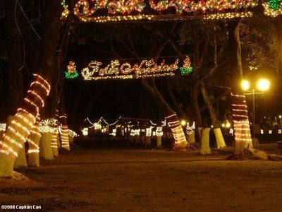 Ther most popular holiday is christmas dresses up san salvador and