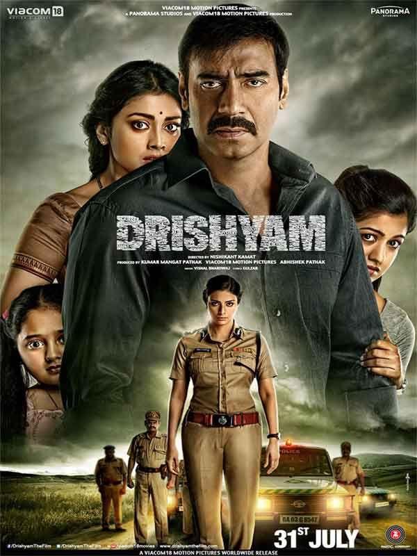 Watch Drishyam (2015) Full Hindi Movie Online Free