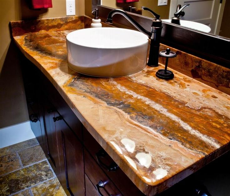 Pin by kari lambert on countertops and cabinets pinterest - Bar countertops ideas ...