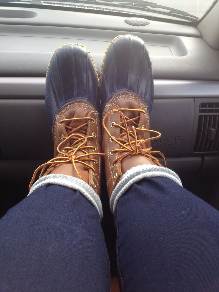 Ll bean duck boots frat - photo#28