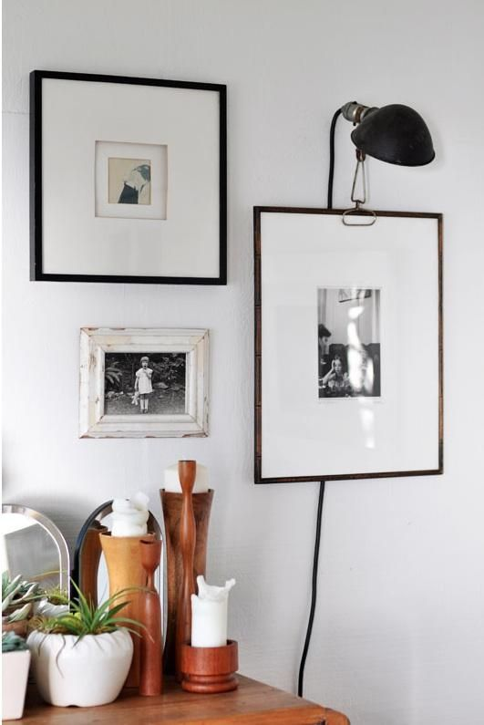 Clamp Lamps | Inspiration from @sfgirlbybay / victoria smith / victoria smith
