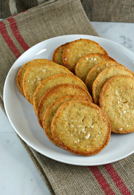 Ina Garten's Jalapeno Cheddar Crackers | Recipes | Pinterest
