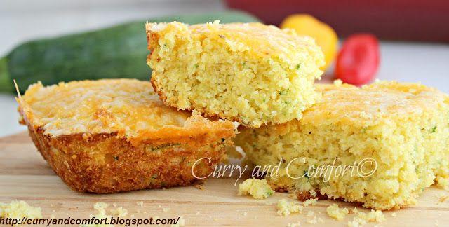 Zucchini Cornbread | Food - Snacks | Pinterest