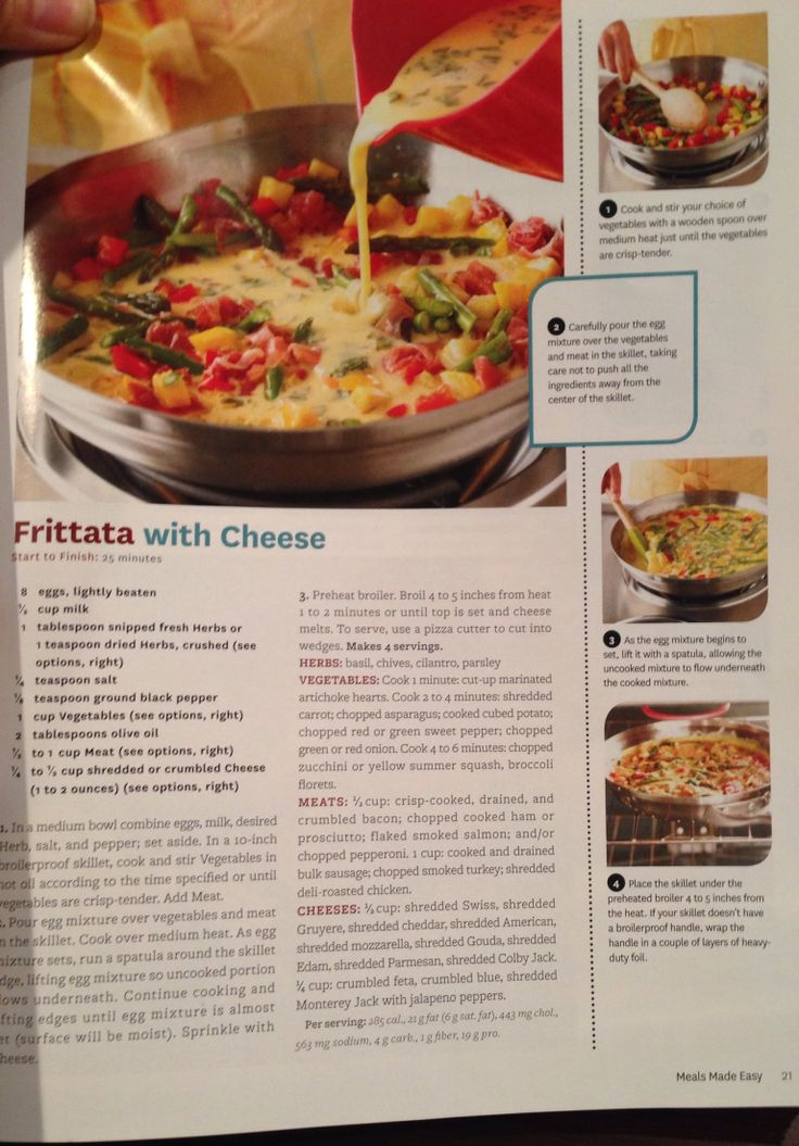 category recipes real simple magazine