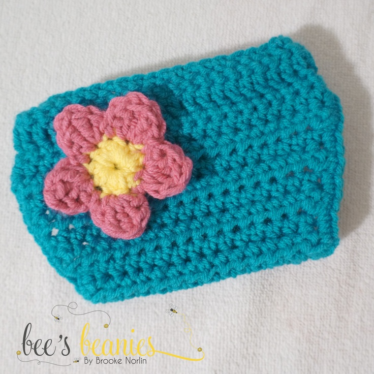 Crochet Newborn Diaper Cover by Bees Beanies