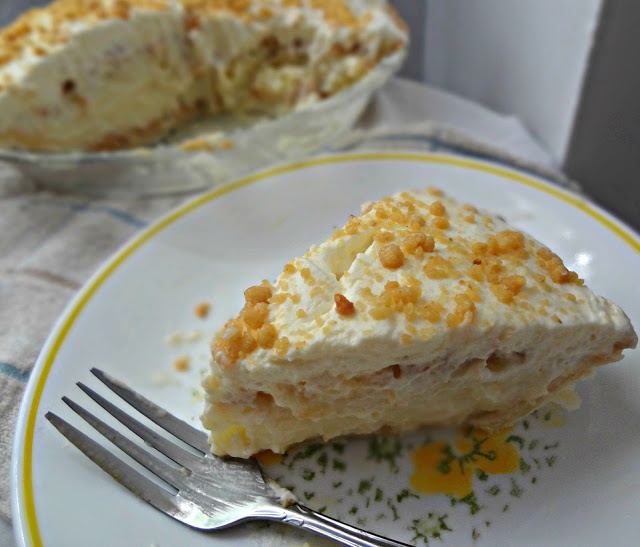 ... Peanut Butter Pie. If this recipe is even close to their pie, I'll be