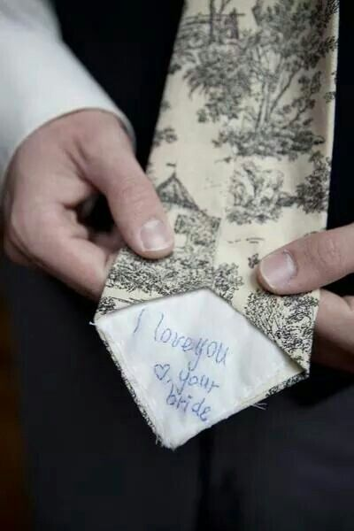 Surprise Wedding Gift For Groom : Fun surprise for the groom Vintage wedding ideas Pinterest