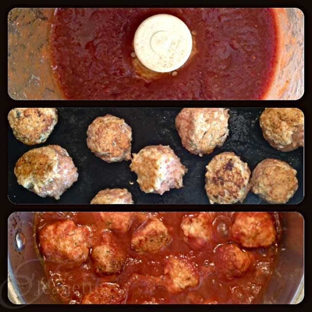 Barbeque Chicken Meatballs | Recipe