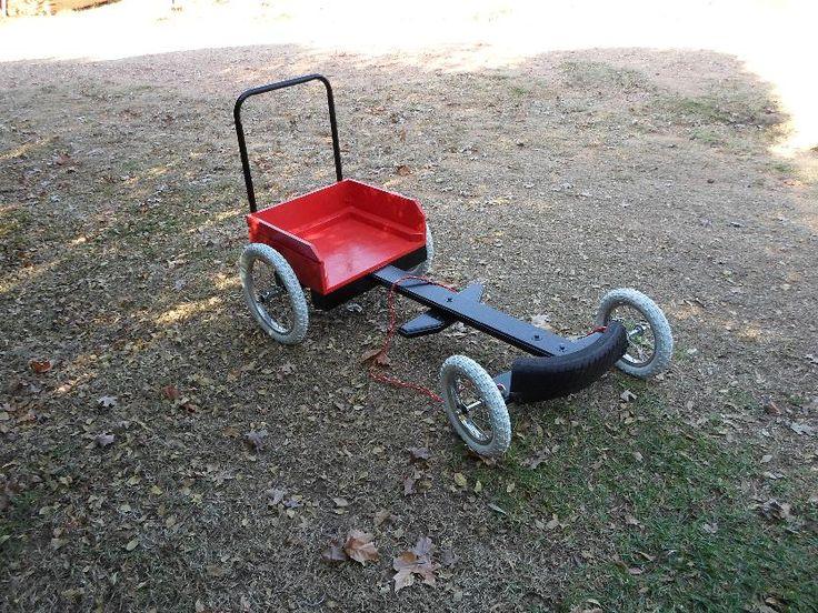 Wooden go-karts (DIY) | Go kart - Soap box - child's ride ...
