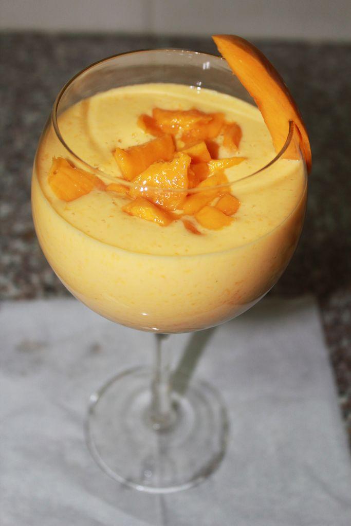 Mango Lassi #drink #fruit #blended | Drink Me | Pinterest