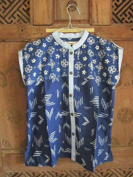 Mibshi (Mix Batik Shirt) | .mixmatch. | Pinterest