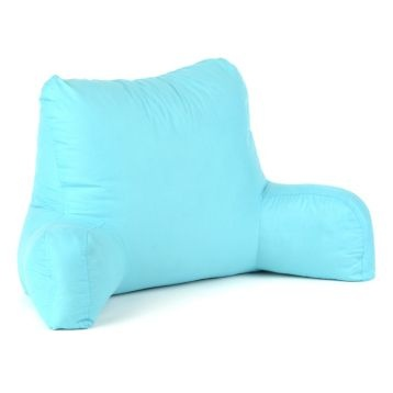 Turquoise bed rest pillow good ideas amp practical things pinterest