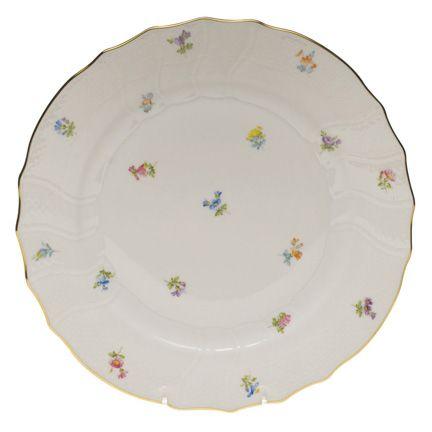 Kimberly dinner plate by Herend. | Fire Opal | Pinterest